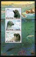 Korea N. 1994 Corea / Seals Marine Mammals MNH Focas Mamíferos Marinos Säugetiere / Cu12819  36-46 - Mamíferos Marinos