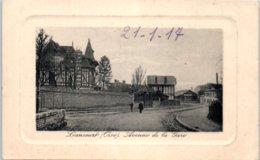 60 LIANCOURT - Avenue De La Gare - Liancourt