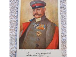 Cpa Kaiser General Oldenburg  Deutschland  Ww1 Guerre 14-18  1wk 1915 - Guerre 1914-18