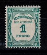 Taxe YV 60 N* Cote 20 Euros - Postage Due