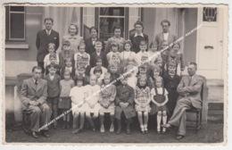 FOTOKAART HEIDE CALMPTHOUT 1941 / SCHOOLKOLONIE DIESTERWEG 1941 KLASFOTO EDWARD DE COMBE / KALMTHOUT - Kalmthout