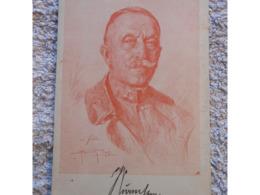 Cpa  General  Feldpost Censure Zensuriert  Deutschland  Ww1 Guerre 14-18  1wk 1915 - Oorlog 1914-18