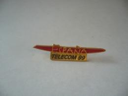 PINS PIN'S ESPANA TELECOM 99 THÈME  TELECOM - Post