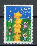 """FRANCE - EUROPA - N° Yvert 3327 Obli.  RONDE DE """"SEINE ET MARNE 2000"""" - France"""