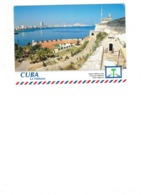 Grande Cpm - CUBA - LA HABANA - MIRADOR DES CASTILLO - 1999 - - Cuba