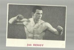 **   1 X  JAN BENOY  - WORSTELAAR - Lucha