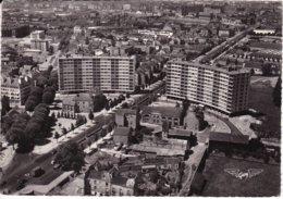 L120C_263 - La France Vue Du Ciel ... - Nantes - 113 Les Nouveaux Immeubles De La Place Mangin - Nantes