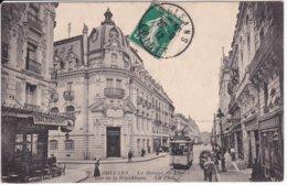L120C_270 - Orléans - 221 La Banque De France - Rue De La République - Orleans