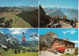 Funivia Svizzera - Wandergebiet Holzegg Mythen 1899 M. - Sonstige
