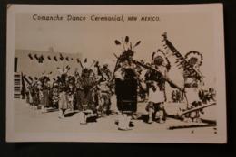 Comanche Dance Ceremonial - New Mexico - Indiens De L'Amerique Du Nord