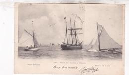 29 / BREST  / ETUDE DE YACHTS ET REGATES /  Villard N° 180  KARTEN BOST / RARE - Brest