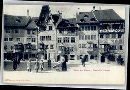 10720309 Stein Rhein Stein Rhein  * Stein Am Rhein - SH Schaffhouse