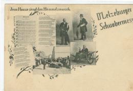 D`Letzeburger Schuobermess Jean Housse Séngt Den Kèmmelsmarsch. - Luxembourg - Ville