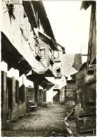CPSM DE OBERNAI  (BAS RHIN)  VIEILLE COUR - Obernai