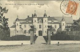 Houtain-le-Val Château De Mad. La Comtesse De Moerkerke - Genappe
