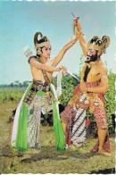 Dalam Perjalanan Arjuna Membunuh Raksasa - Arjuna Killing The Giant - Indonesia