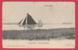Oosterweel / Austruweel - Scheldezicht - 1907 ( Verso Zien ) - Antwerpen