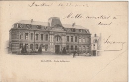 BAILLEUL école De Garçons - France