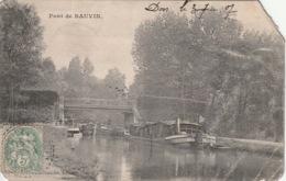 BAUVIN Le Pont, (mauvais état) - France