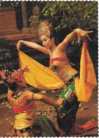 The Legong Dancers - Indonesia