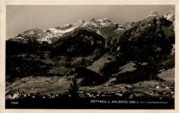 Pettneu Am Arlberg Mit Lechtaleralpen (7558) * 8. 8. 1938 - Unclassified