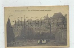 Blois (41) : MP D'une Procession Religieuse Devant Le Château Aile François 1er En 1910 (animé) PF. - Blois