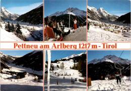 Pettneu Am Arlberg - Tirol - 6 Bilder (3786) * 4. 2. 1986 - Unclassified
