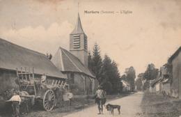 Marlers  - L'église  -  Scan Recto-verso - Francia