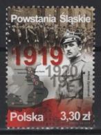 Poland (2019) - Set -  /  Military - Soldiers - Silesia - Guerre Mondiale (Première)