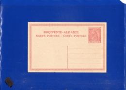 ##(DAN1911/1)-Albania-10 Qint. Postal Card Unused, Very Good Conditions - Albania