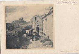 DE PANNE /  VISSERSWONING  / CABANE DE PECHEURS - De Panne