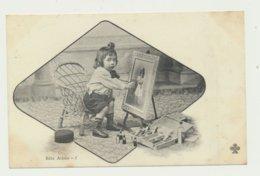 Bébé Artiste N°5 - ..photographe COLAS - Illustrators & Photographers