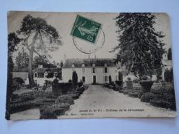 JANZE. Château De La Jaroussaye - Francia