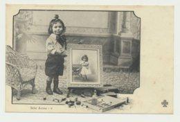 Bébé Artiste N°6 - ..photographe COLAS - Illustrators & Photographers