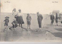 DE PANNE / LES FORT / DE FORTEN  1908 - De Panne