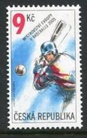CZECH REPUBLIC 2005 European Baseball Championship MNH / **. Michel 442 - Tschechische Republik