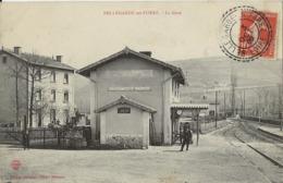 BELLEGARDE-EN-FOREZ  La Gare  1909 - Francia