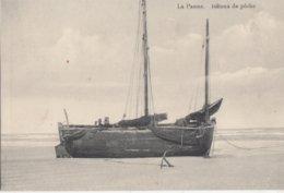 DE PANNE / BATEAU DE PECHE / VISSERSBOOT - De Panne
