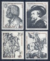 URUGUAY *1978 * Compl.set 4 Stamps*MNH** Durer & Rubens Paintings - Mi.No1489-1492 - Uruguay