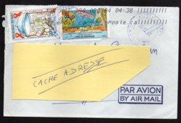 MALI Enveloppe Cover Bamako 20 12 2002 - Mali (1959-...)