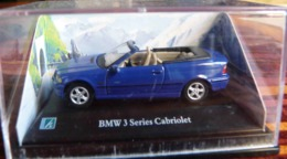 BMW 3 SERIES CABRIOLET ECHELLE 1/72 CARARAMA - Voitures, Camions, Bus