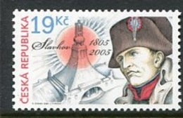 CZECH REPUBLIC 2005 Battle Of Austerlitz Bicentenary MNH / **. Michel 434 - Czech Republic
