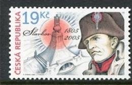 CZECH REPUBLIC 2005 Battle Of Austerlitz Bicentenary MNH / **. Michel 434 - Tchéquie