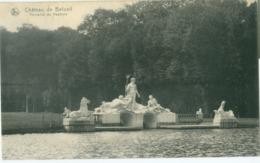 Beloeil 1912; Château, Fontaine De Neptune - Voyagé. (Nels - Bruxelles) - Belöil