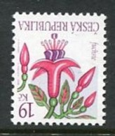 CZECH REPUBLIC 2005 Flower Definitive 19 Kc. MNH / **. Michel 427 - Czech Republic