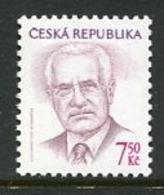 CZECH REPUBLIC 2005 Definitive: President 7.50 Kc. MNH / **. Michel 425 - Tschechische Republik