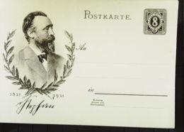 DR Bis 32: Gs-Postkarte V. Stephan Mit 8 Pf Ungebraucht Knr: P 211 - Briefe U. Dokumente