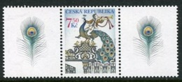 CZECH REPUBLIC 2005 Greetings Stamp MNH / **. Michel 423 - Czech Republic