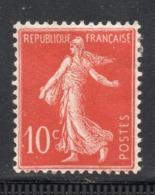 SEMEUSE YT 135 NEUF * COTE 9 € - 1906-38 Säerin, Untergrund Glatt