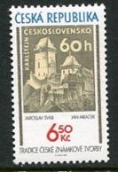 CZECH REPUBLIC 2005 Stamp Day MNH / **. Michel 420 - Tchéquie